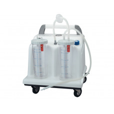 60L SUCTION ASPIRATOR WITH FOOT SWITCH
