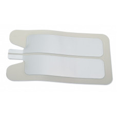 DISPOSABLE ADULT GROUNDING PAD-DOUBLE