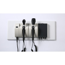 WALL DIAGNOSTIC SYSTEM-LED (OTOSCOPE/OPHTHALMOSCOPE)