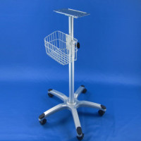 TROLLEY FOR VITAL SIGN PATIENT MONITOR