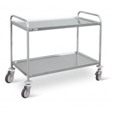 S/S INSTRUMENT TROLLEY