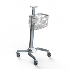 TROLLEY FOR VITAL SIGN MONITOR PREMIUM QUALITY